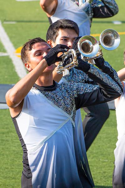 Drum Corps at Duarte--7-25-21