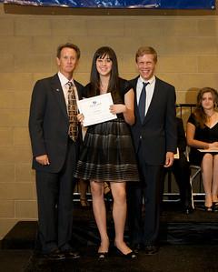 8th Grad Promotion Diplomas- 2009