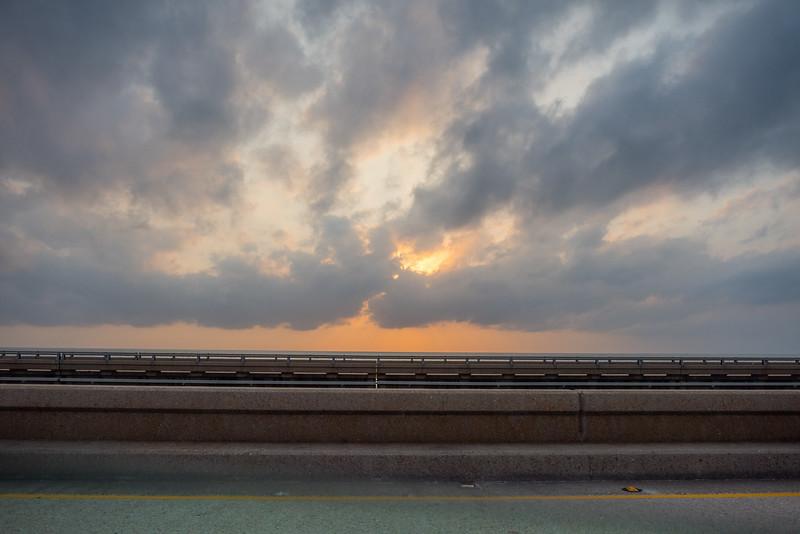Sunset, Lake Pontchartrain