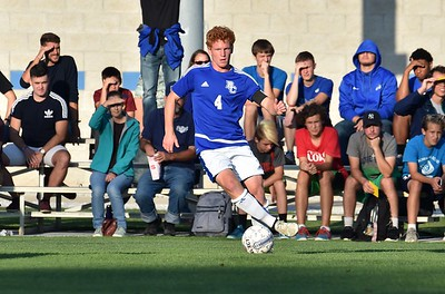 Bethel College Men's Soccer - 2017 vs Cleary University