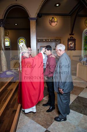 St. John Berchmans confirmation 2019