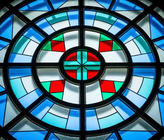 Church & Stanied Glass