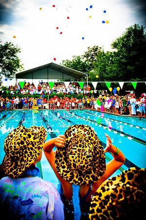 Swim Finals Opening Ceremony