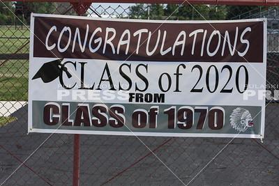 2020 Winamac Community High School Graduation
