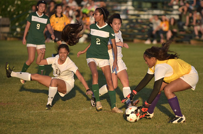 2017 girls varsity soccer senior aloha