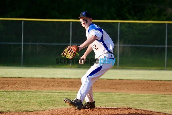 Western versus Monticello baseball 2021