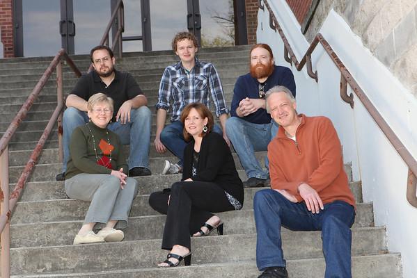 MusikWorks 2011 Staff