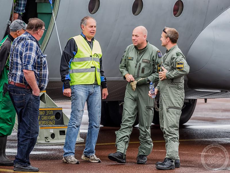 Pilots and Crew