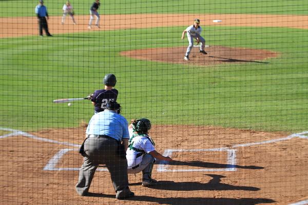 2018-04-16 Saints 9th Grade Baseball