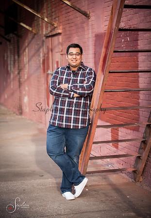 Joseph's Senior Photo