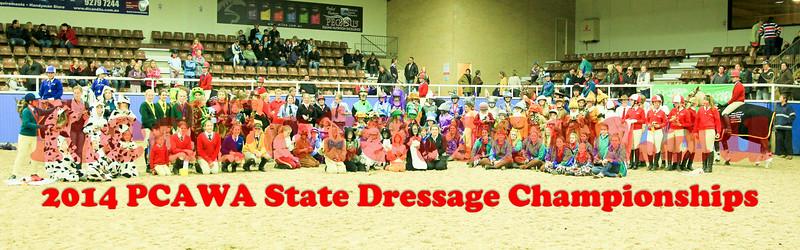 2014 08 23 PCAWA State Dressage Champs Presentations