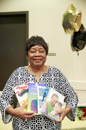 Geraldine Reese Book Signing