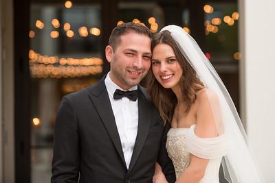 Noah and Jennifer Wed
