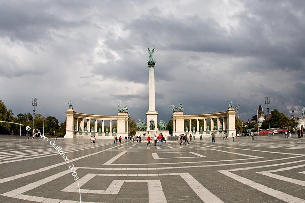 The Millennium square