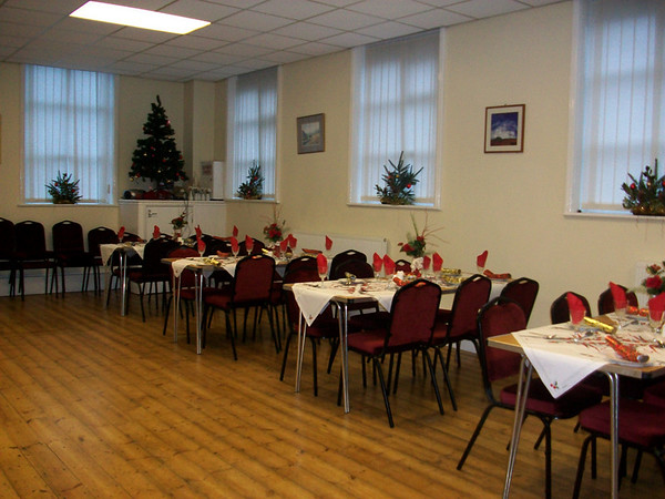 Mother's Union Christmas Lunch