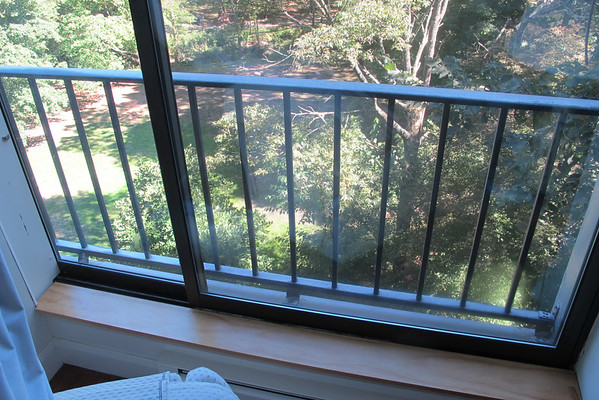 MASTER BEDROOM WINDOW SLIDER FOR INNER STORM WINDOW  9.19.2013