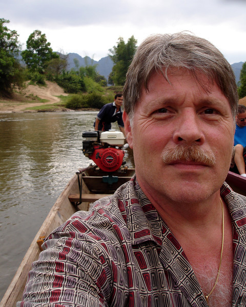 in Laos - 2007