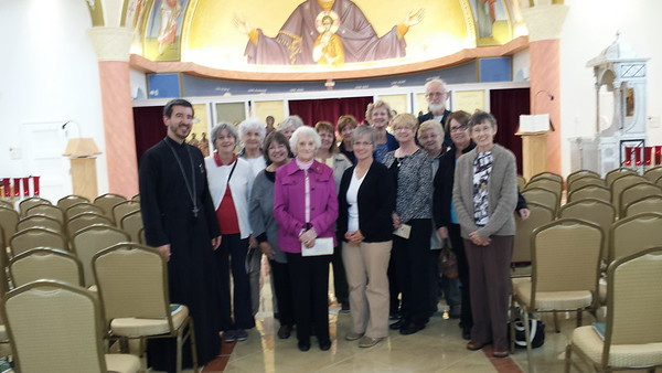 Community Life - Saint Ferdinand Group Tour - October 23, 2014