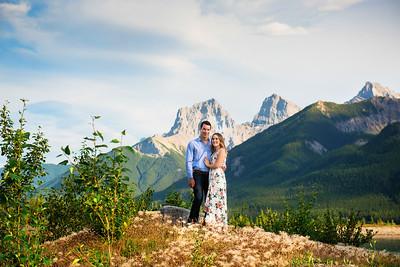 Jenn and Andrews engagement