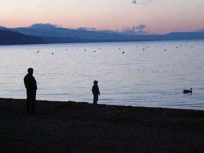 Lake Tahoe:4/28-4/30/06