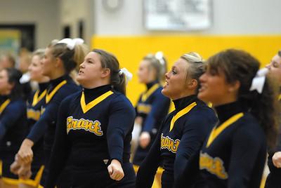 Grant County Cheerleaders 2008-09