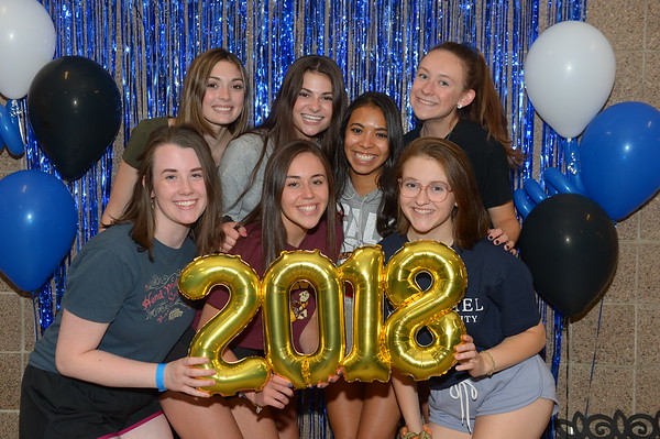 St. Anthony Senior Overnight Class of 2018
