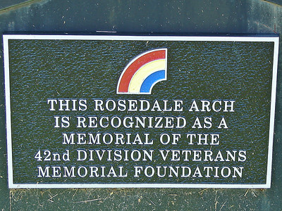 The Rosedale Arch