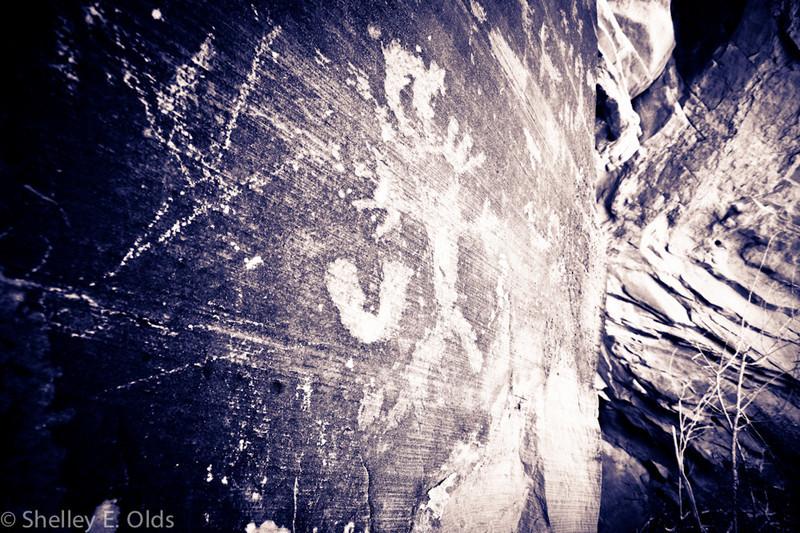 Communing with Petroglyphs