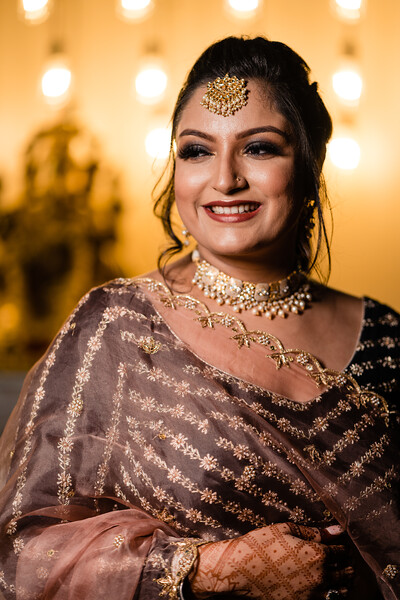 Priyanka & Meet Sangeet
