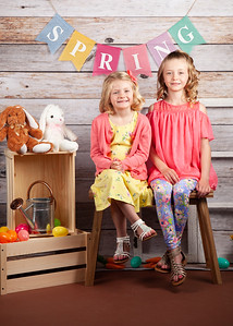 Happy Little Feet Spring 2019