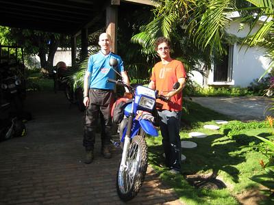 Motorcycle Rental Nicaragua