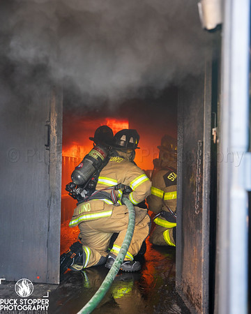 Live Burn Training - Magee Ave, Stamford, CT - 11/4/20