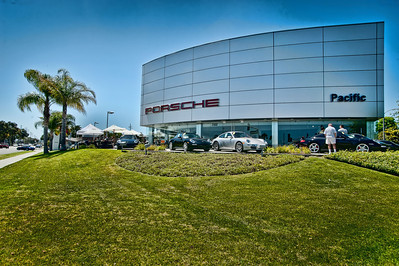 Pacific Porsche 2013 Boxster Event June 30th 2012
