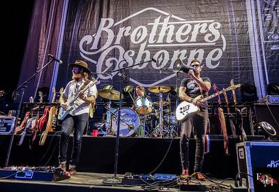 Brothers Osborne 2016