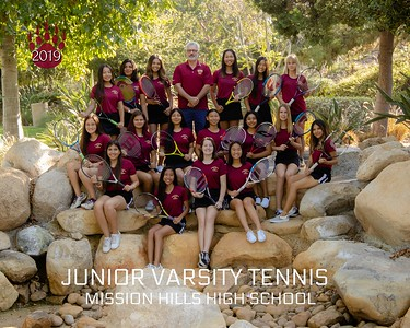 2019-2020 MISSION HILLS HIGH SCHOOL TEAM PICTURES