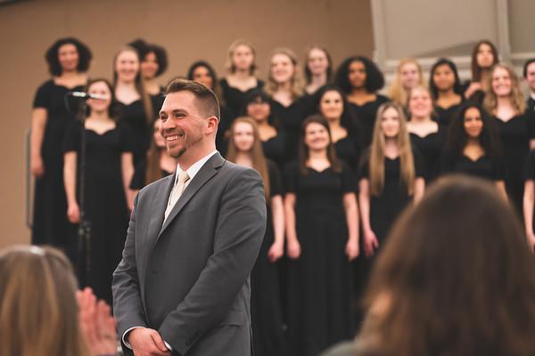 SMWest Choirs at KMEA