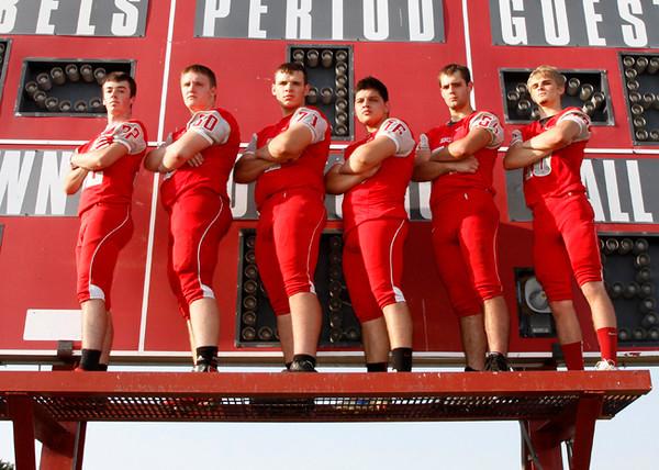 SNHS Football Team 2013
