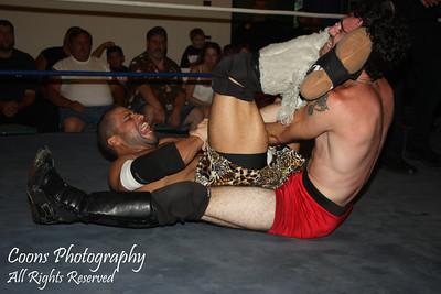 WrestleJam 7 - Johnny Mangue vs Ant Stone vs Pinkie Sanchez vs Nick Talent