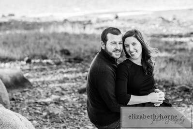 Erin & Joe's Engagement Portraits