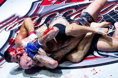 "Caged Aggression XXV: ""The Return"" - Night 1"