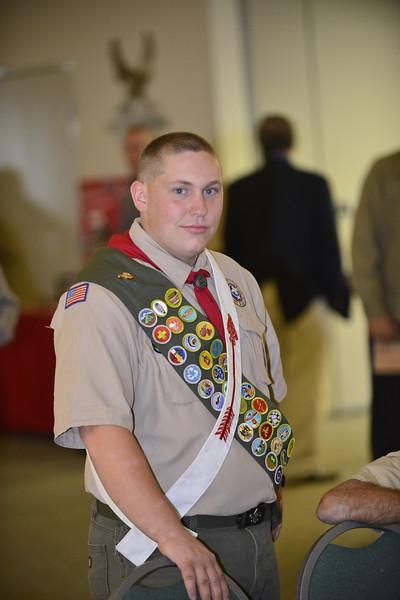 Austin Newman Eagle Scout
