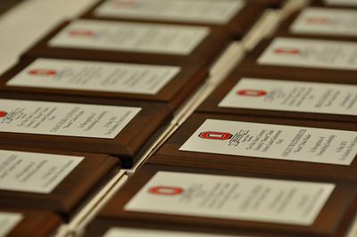 """2010 Edward S. """"Beanie"""" Drake Student Leader Awards"""