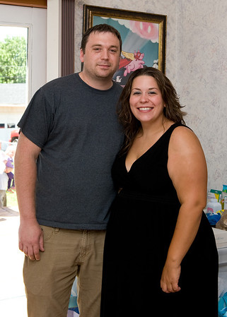 Kevin and Terrah's Baby Shower