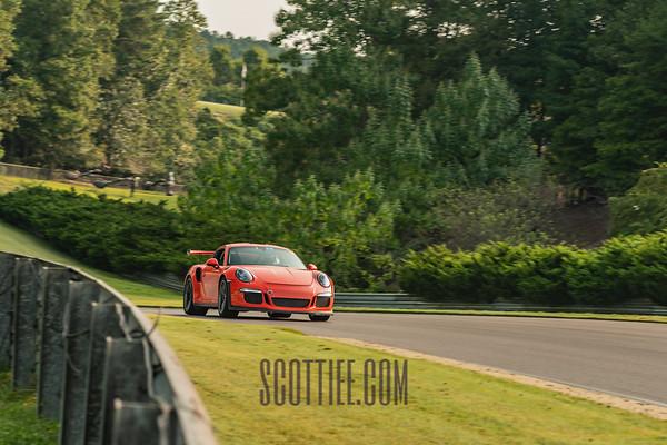 GT3 RS Orange #1