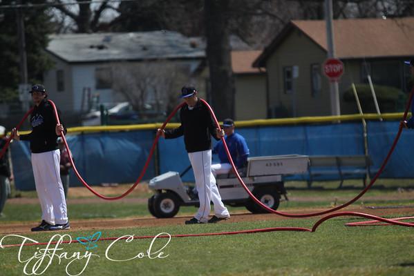 AU Spartans baseball vs Concordia Univ Chicago 4/13/13