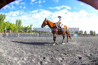 Walk Only Equitation 9/12/20