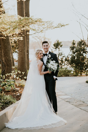 Adrienne & Derek Wedding Day