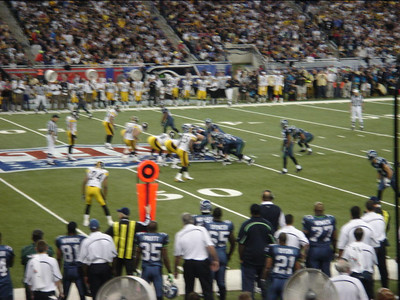 Super Bowl XL, Detroit 2006