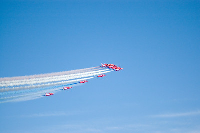 Red Arrows Display 2007