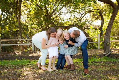 Parker Family Spring 2015 Mini-Session